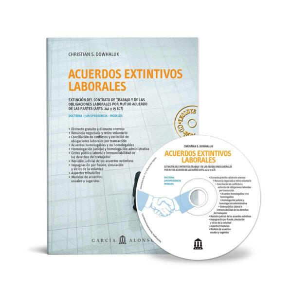 Acuerdos extintivos laborales (arts. 241 y 15 LCT)