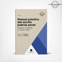 Manual práctico del escrito judicial penal (Nación) 1