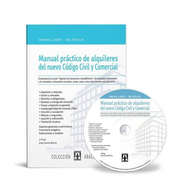 Abatti Rocca: Manual de alquileres del nuevo Código Civil y Comercial