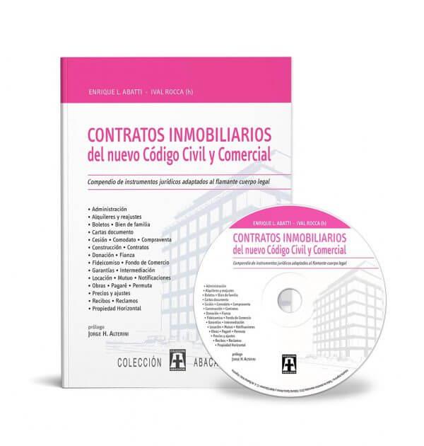 Abatti Rocca: Contratos inmobiliarios según el nuevo Código Civil y Comercial