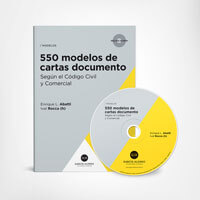 Pack Demandas, contratos y cartas documento 3