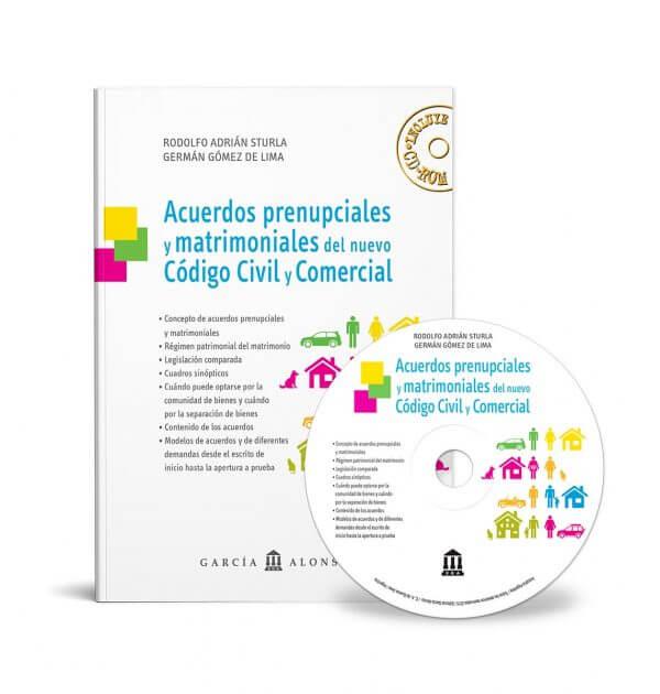 Acuerdos prenupciales y matrimoniales del nuevo Código Civil y Comercial