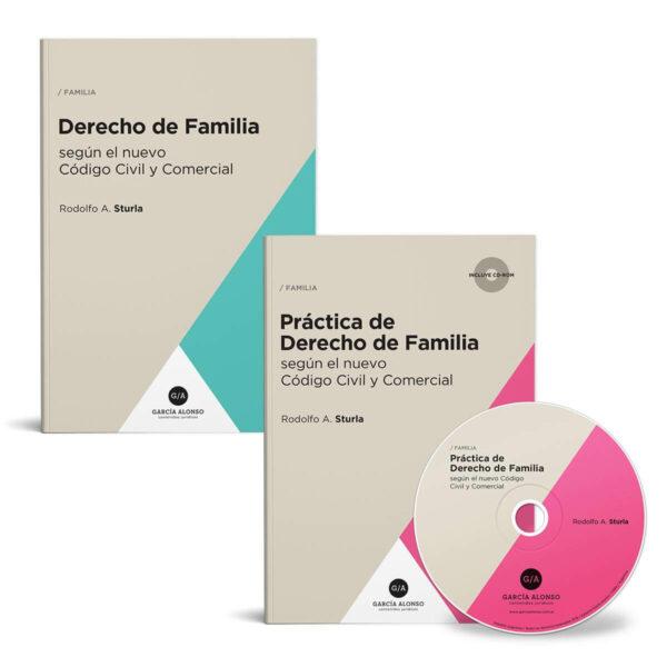 Sturla: Pack Derecho de Familia y Práctica de Derecho de Familia