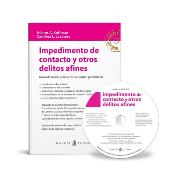 Impedimento de contacto y otros delitos afines