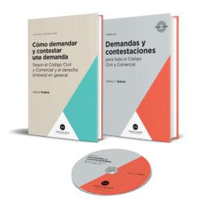 Suarez Pack Cómo demandar y contestar una demanda - Código Civil y Comercial