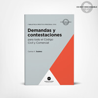 Pack Como demandar y contestar una demanda / 2 libros 2