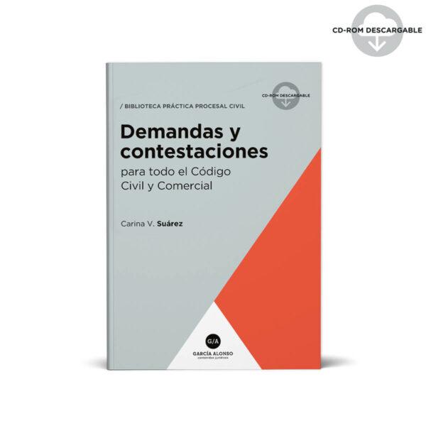 demandas y contestaciones codigo civil y comercial