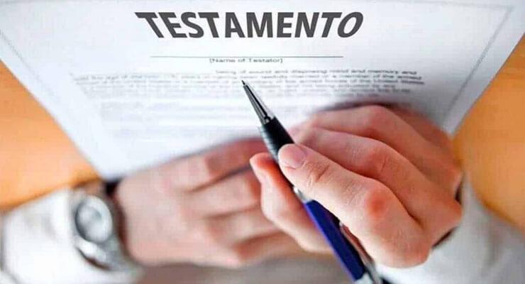 formas juridicas para testamentos