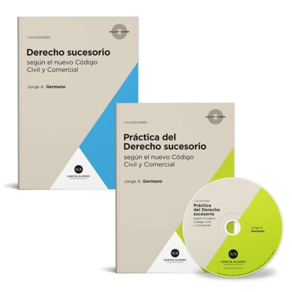 Germano Pack Derecho Sucesorio y Práctica del Derecho Sucesorio