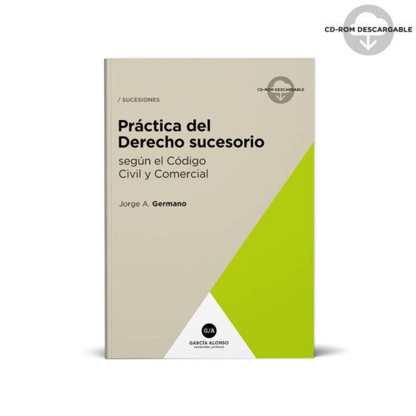 germano practica del derecho sucesorio / libro / modelos