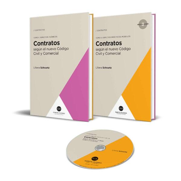 Schvarts - Pack teoría y práctica de los contratos 2018
