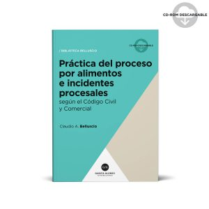 Belluscio - Práctica proceso alimentos e incidentes procesales - modelos