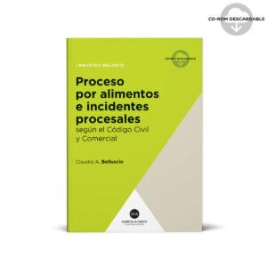 Belluscio - Proceso por alimentos e incidentes procesales - teoría