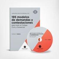 Suarez 195 demandas y contestaciones según el Código Civil y Comercial