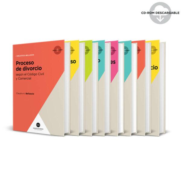 belluscio biblioteca procesos de familia pack procesos de familia
