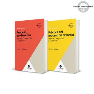 Proceso de divorcio. Teoría y práctica. Biblioteca Belluscio
