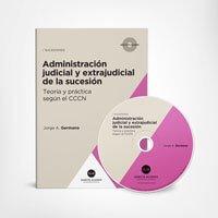 Germano Administración judicial y extrajudicial de la sucesión