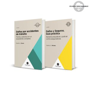 Pack Daños por accidentes. Reclamos a seguros