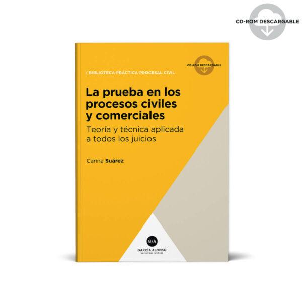 suarez la prueba en los procesos civiles y comerciales