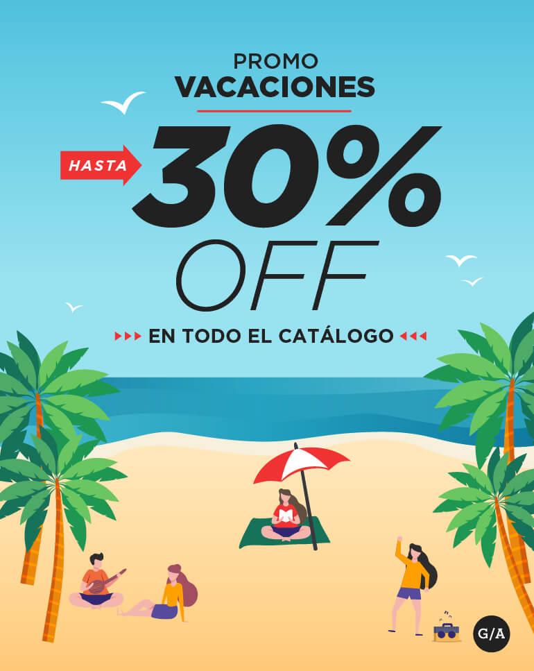 Promo vacaciones 2018/9 2