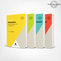 Pack Belluscio Alimentos (4 tomos). Teoría y práctica integral 1