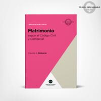 Pack Matrimonio y Proceso de divorcio. Teoría y práctica 1