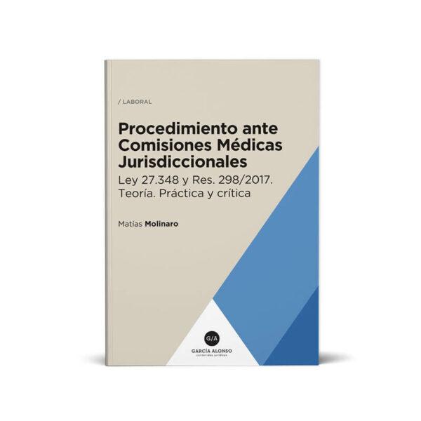 procedimiento ante comisiones medicas