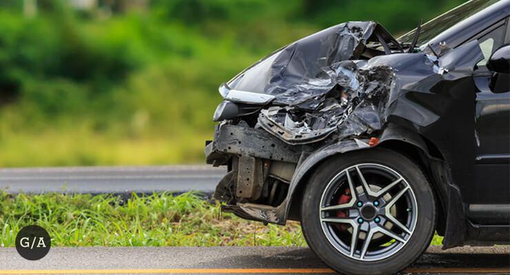 quien tiene la culpa en un accidente de transito