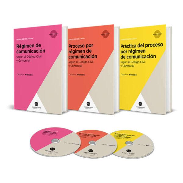 Belluscio Pack Régimen de comunicación 2019 - teoría y práctica