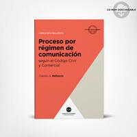 Pack Belluscio Régimen de comunicación 2