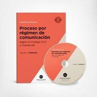 Pack Belluscio Proceso por Régimen de comunicación 1