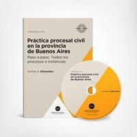 Pack Proceso civil y comercial provincia de Buenos Aires 2019 3