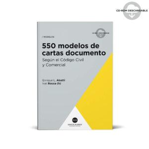 modelos de cartas documento