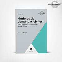 Modelos de demandas según el nuevo Código Civil y Comercial 1