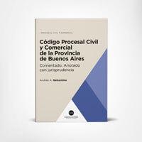 Pack Proceso civil y comercial provincia de Buenos Aires 2019 2