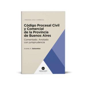 codigo procesal civil y comercial de la provincia de buenos aires