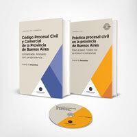 Pack Proceso civil y comercial provincia de Buenos Aires 2019 1