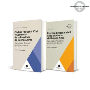 gelsomino pack proceso civil y comercial provincia de buenos aires