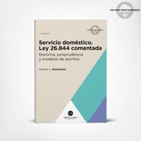 Servicio doméstico 2020. Ley 26844 comentada 1