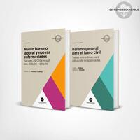 Pack Baremo laboral y civil / 2 libros 1