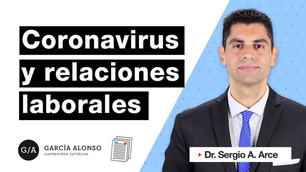 coronavirus y relaciones laborales