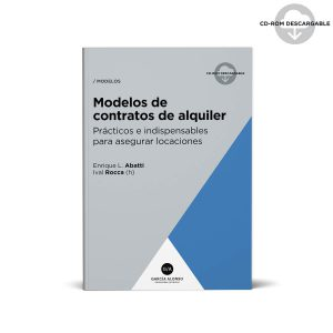 modelos de contratos de alquiler