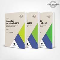Manual de derecho laboral (teoría y práctica) / 3 tomos 4
