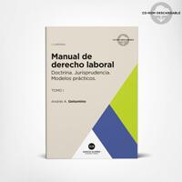 Manual de derecho laboral (teoría y práctica) / 3 tomos 5