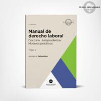 Manual de derecho laboral (teoría y práctica) / 3 tomos 6