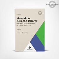 Manual de derecho laboral (teoría y práctica) / 3 tomos 7
