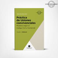 Práctica Uniones convivenciales según el nuevo Código Civil y Comercial 1
