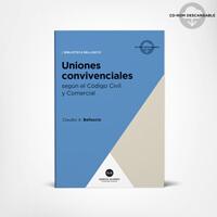 Pack Belluscio Uniones convivenciales (teoría y práctica) 1