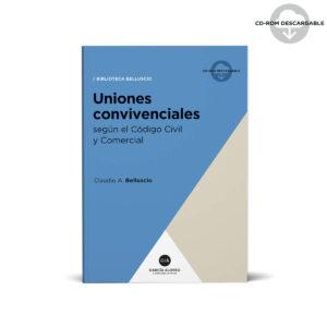 Belluscio: Uniones convivenciales según el nuevo Código Civil y Comercial