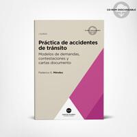 Biblioteca Accidentes de tránsito / 4 tomos 3